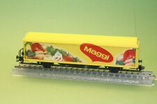 M&B Marklin HO 4735 Le # 2000 709 Hbils boxcar  SBB CFF  Maggi
