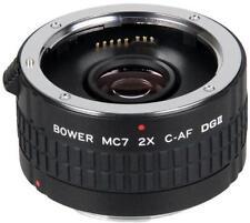Bower 2X TELECONVERTER LENS Doubler fo CANON EOS  300D Digital Rebel,10D,20D,30D