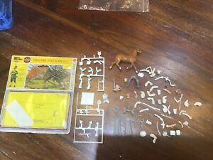 54mm plastic napoleonic and ecw spare parts and kit by airfix, mb and helmet