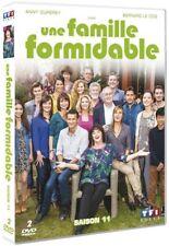 """DVD """"Une familia formidable - Temporada 11"""" NUEVO EN BLÍSTER"""