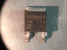 LOT OF (75) NEW HARRIS RURD420S 4A 200V TO252 DIODE