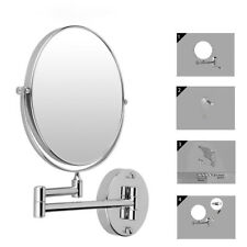 Bathroom Make Up Mirror Freestanding Beauty & Wall Mounted Vanity Mirrors