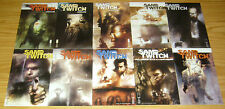 Sam & Twitch #1-26 VF/NM complete series BRIAN BENDIS ashley wood SPAWN medina