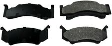 Disc Brake Pad Set-ProSolution Semi-Metallic Brake Pads Front Monroe FX269