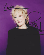 Petula Clark HAND SIGNED 8x10 Photo Autograph Downtown Don't Sleep In The Subway