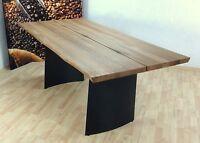 Esszimmertisch Esstisch Massivholztisch Wohnzimmertisch Tisch Wildeiche
