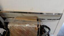07 08 09 10 GMC SIERRA Denali Upper Class Polished Stainless Mesh Bumper Grilles