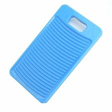 Plastic Washboard Washing Board Shirts Cleaning Laundry For Kid Clothes HY