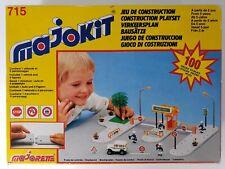 MAJOKIT 715 Poste controle Majorette jeu construction jouet ancien vintage 1983