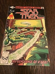 Marvel Comics Group Star Trek 2