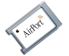 Apple 630-2883/C Airport 802.11b Wireless Network Card iBook G3 PCMCIA Type 2
