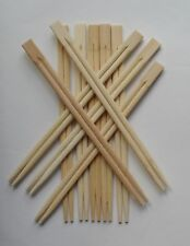 Natural Bamboo Chopsticks, Chinese Chop Sticks, Reuseable, 10 Pairs, Chef Aid