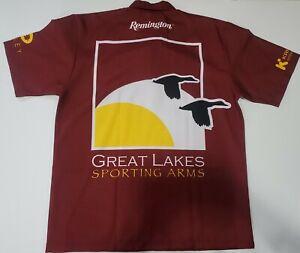 Remington Great Lakes Sporting Arms Shooting Polo Shirt XXL