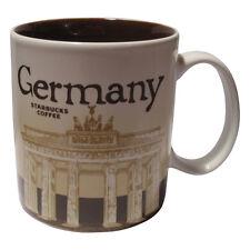 Starbucks City Mug Coffee Cup Germany Deutschland Brandenburger Tor Pott Kaffee