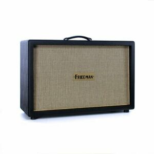 Friedman Amps 2x12 Vintage Closed Back Speaker Cabinet BE100 BE50 Celestion V30s