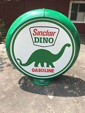 Dino Sinclair Poly Gas Pump Globe