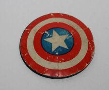 "1974 Mego Captain America WGSH 8""  Original Shield Weapon Part"