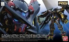 Bandai Hobby SEED Gundam Astray Gold Frame Amatsu Mina RG 1/144 Model Kit