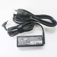 Original AC Adapter For Sony Vaio Pro 11 13 Touch Ultrabook 10.5V 4.3A Notebook