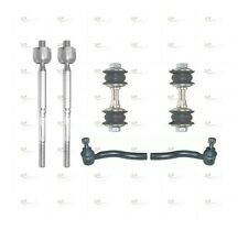 TOYOTA YARIS FRONT TRACK-TIE ROD END AND STABILISER DROP LINKS 2 YEAR WARRANTY