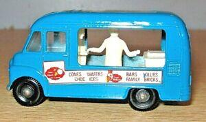 Matchbox Lesney COMMER ICE CREAM CANTEEN Van no.47