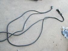 20' Slave Cable, 24v, 500A, for Military Vehicles & Equipment, Minor Repairs Req