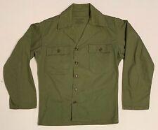Original 1951 Dtd 1947 Pattern US Army OD-7 HBT Jacket, Size Small