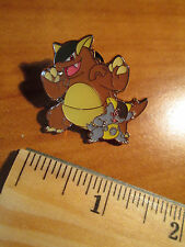 Mega M KANGASKHAN EX Metal PIN/BADGE Pokemon Flashfire XY Collection 79-109/106