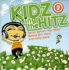Kidz Sing the Hits, Vol 2 Various Artists (Mastersong Australia)  **NEW CD**