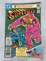 Superman Vol. 42 No. 351 September, 1980 DC Comics