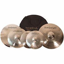 "Istanbul Mehmet Modern Series Samatya Cymbal Pack Box Set+18"" Crash"