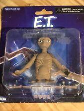 NECA. REEL Toys .4 Inch  Vinyl E.T.  ET,  horror figure Carded