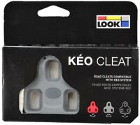 NEW LOOK Genuine KEO Bi-Material Cleats Fit Classic Max Blade Carbon 4.5° GRAY