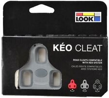 2020 LOOK Genuine KEO Bi-Material Cleats Fit Classic Max Blade Carbon 4.5° GRAY