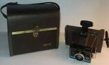 Vintage Polaroid Colorpack 2 Land Camera with CP2 original case.
