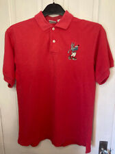 Looney Tunes Vintage 1994 Bugs Bunny Golf Polo Shirt Pink Acme Clothing Co.