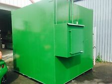10,000 Litre Bunded Diesel Fuel Storage Tank by fuel Safe UK