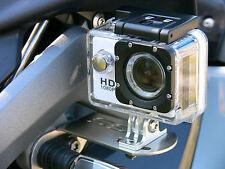 BMW R1200GS LC ADV ACTION CAM GOPRO HERO SJ4000 GIT2 ROLLEI KOMPATIBLE HALTERUNG