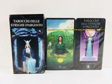 Mazzo Tarocchi SCARABEO TAROCCHI DELLE STREGHE D'ARGENTO