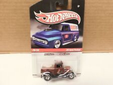 Hot Wheel - 1/64 - 29 Ford Pickup  - Delivery w / Real Riders.