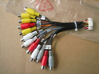 s l200 dual wire harness av614bh ebay  at bakdesigns.co