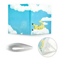 112 Cards Pokemon Cards Album Binder Folder Book List Collectors Capacity Holder
