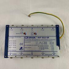Spaun NVF 5523 SR remote Aairs to Amplifier