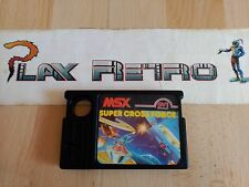 Msx Indescomp super cross force cartridge only
