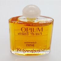 RARE VERSION Mini Eau Toilette ✿ OPIUM YVES SAINT LAURENT ✿ Perfume Parfum 7,5ml