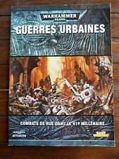 WARHAMMER 40000 - GUERRES URBAINES COMBATS DE RUE - Games Workshop - Extension