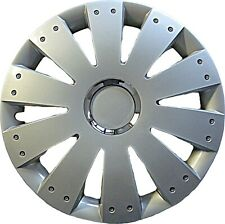 Simply SWT114 Vortex Wheel Trims,14 Inches, Set of 4, Universal Fit Hub Caps,