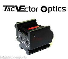 Vector Optics Mini Pistol Handgun Red Dot Laser Sight Detachable Rail All Metal