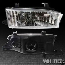 1997-1999 Subaru Legacy Headlight Lamp Clear lens Halogen Passenger Right Side
