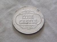VINTAGE COIN CASTLE   COIN TOKEN